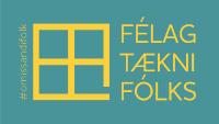 Félag tæknifólks Logo